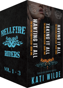 The Hellfire Riders Box Set #1
