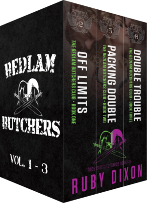 Bedlam Butchers Box Set #1