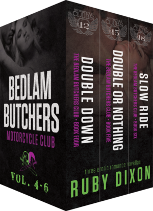 The Bedlam Butchers, Volumes 4-6