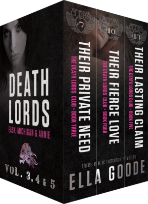The Death Lords, Volumes 3-5: Annie, Michigan, & Easy