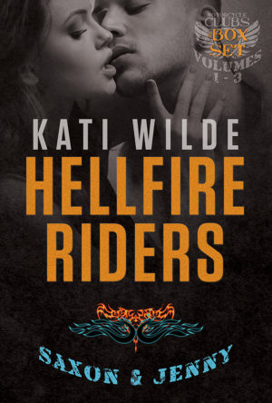 The Hellfire Riders, Volumes 1-3: Saxon & Jenny
